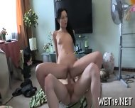 Taming A Boner With Cowgirl Riding - scene 3