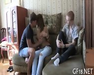 Carnal Cuckold Fornication - scene 1