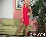 Awesome Hairy Pink Slit View - scene 3