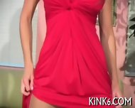 Awesome Hairy Pink Slit View - scene 4