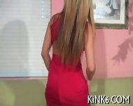 Awesome Hairy Pink Slit View - scene 5