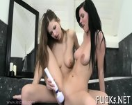 Filthy Hot Lesbian Play - scene 9