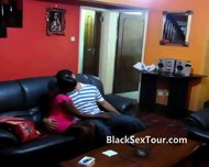 White Sex Tourist Black Girl Blowjob - scene 6
