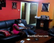 White Sex Tourist Black Girl Blowjob - scene 7