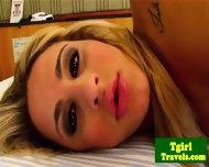 Ts Binaca Vitoria Passionate Solo Show - scene 12