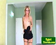 Ts Binaca Vitoria Passionate Solo Show - scene 4