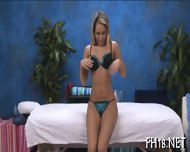 Oily And Sensual Massage - scene 1
