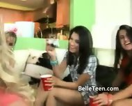 Eight Teen Girls Play With Men In Group - scene 8