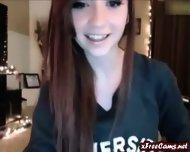 Super Hot Webcam Babe Hottest Babe Ever - scene 4