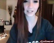 Super Hot Webcam Babe Hottest Babe Ever - scene 5