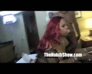 Big Booty Snicka Gangbanged By Bbc P2 - scene 6