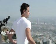 True Lovers Enjoy Penetrating For A Camera - scene 1