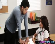 High School Teen Pounded - scene 1