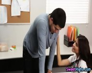 High School Teen Pounded - scene 3