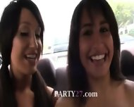Tenn College Girls Erotica In Cars - scene 2