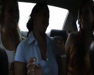 Tenn College Girls Erotica In Cars - scene 5