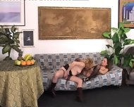 Babes Inserting Fists Into Their Cunts - scene 4