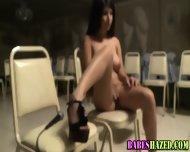 Amateur Teen Rubs Cunt - scene 3