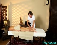 Latina Teen Babe Massage - scene 2