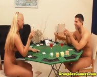Strippoker Sexdares With Eastern European - scene 7
