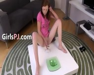 Gaping And Gyno Opening Her Pleasing Snatch - scene 1