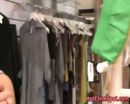 Cfnm Dominas Clothes Shop - scene 10
