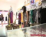 Cfnm Dominas Clothes Shop - scene 5