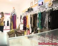 Cfnm Dominas Clothes Shop - scene 7