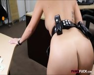 Security Officer Fucked With Pawn Man At The Pawnshop - scene 8
