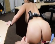 Security Officer Fucked With Pawn Man At The Pawnshop - scene 10