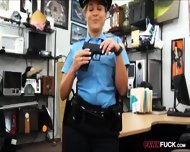 Security Officer Fucked With Pawn Man At The Pawnshop - scene 3