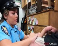 Security Officer Fucked With Pawn Man At The Pawnshop - scene 5