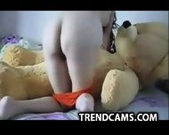 Fucking A Teddy Bear Sex Chat Rooms T R E N D C A M S.com - scene 9