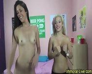 Big Tit Pornstar Trio - scene 1