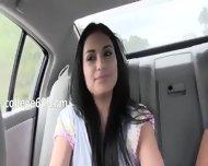 Horny Women Sucking Dick In Car - scene 1