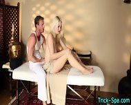 Blonde Babe Manipulated - scene 9