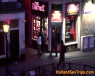 European Hooker Teases - scene 9
