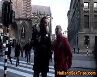 European Hooker Teases - scene 2