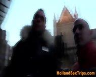 European Hooker Teases - scene 3