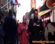European Hooker Teases - scene 4