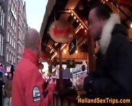 European Hooker Teases - scene 6