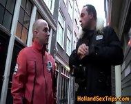European Hooker Teases - scene 7