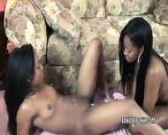 Mercy Starr And Rachel Play With Toys - scene 4
