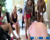 Party Babes Suck Fat Cock - scene 8