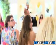 Party Babes Suck Fat Cock - scene 7