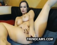 Toying With Myself Adult Video Chat T R E N D C A M S .c O M - scene 9