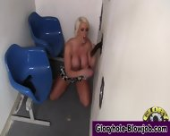 Facialized Gloryhole Slut - scene 10