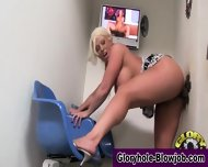Facialized Gloryhole Slut - scene 7