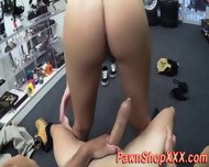 Amateur Nailed In Store - scene 12