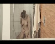 Reaching Orgasm In The Unbelievable Shower - scene 10